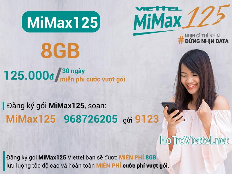 MiMax125 Viettel