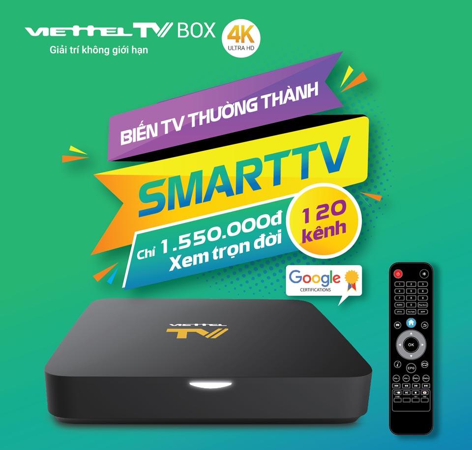 Viettel TV Box