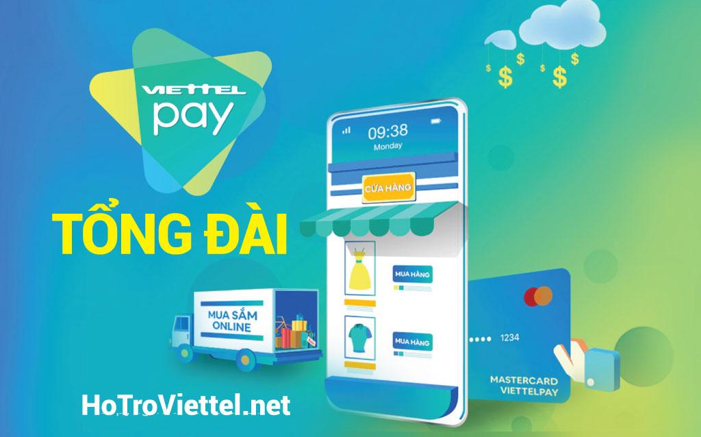 Tổng đài Viettel Pay